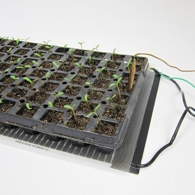 Agritape Heat Mat 10 Seed Starting Seeds Heat Mat