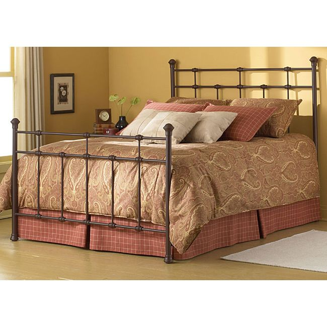 I\'m planning to purchase this full size metal bed frame. | Home ...