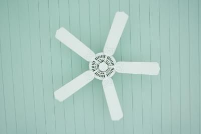 How To Keep Your Ceiling Fans Dust Free Good Idea