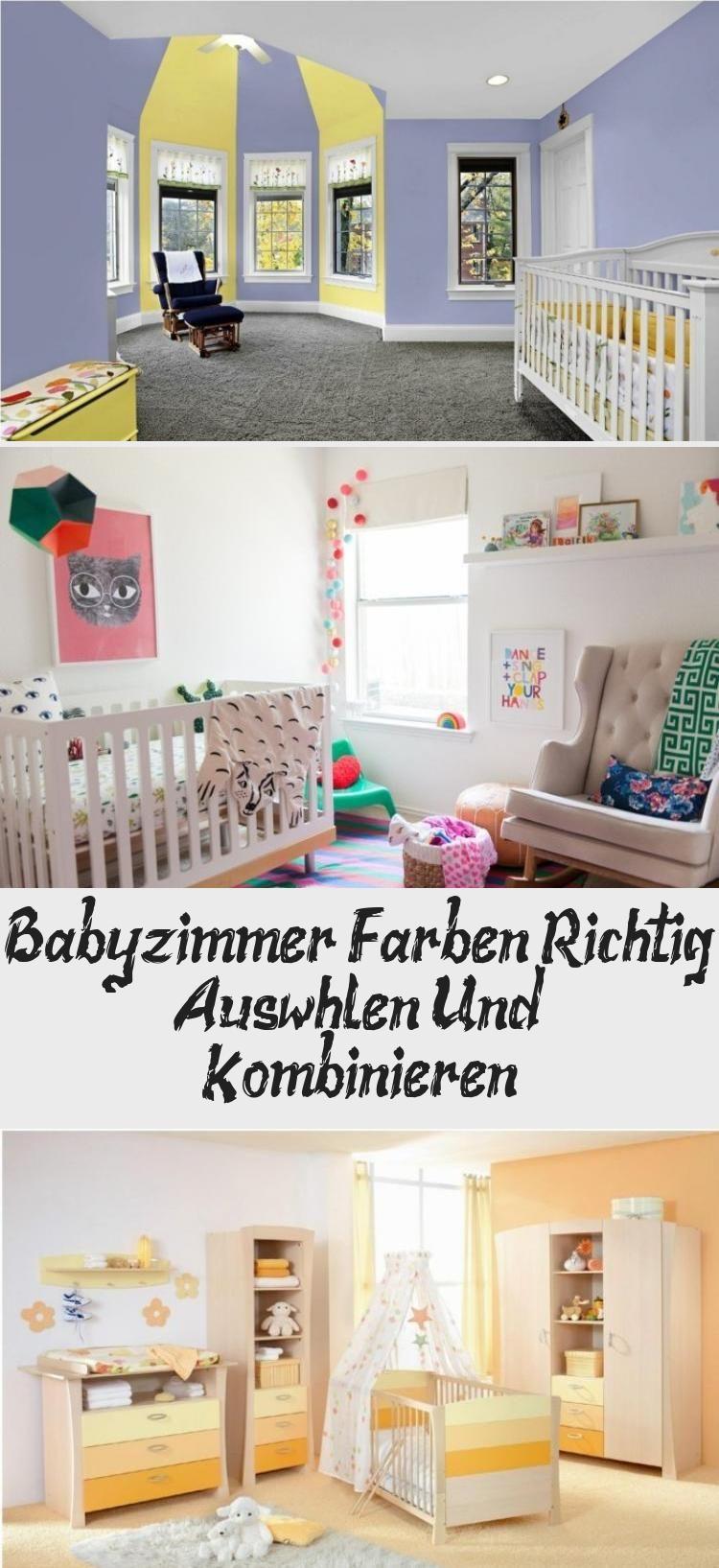 Farben Richtig Auswahlen Und Kombinieren Babyzimmer Farben