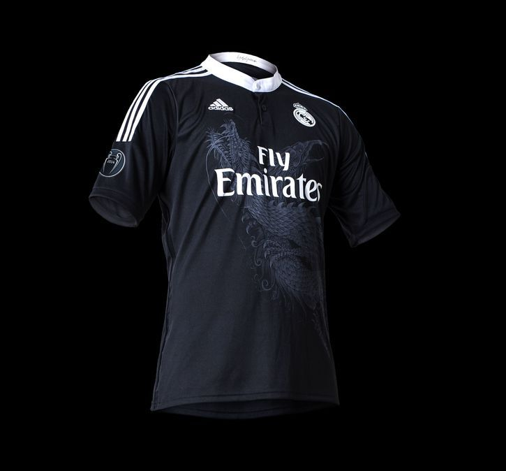 Real Madrid Get Dragon Third Kit And Boots Real Madrid Madrid Real Madrid 3rd Kit