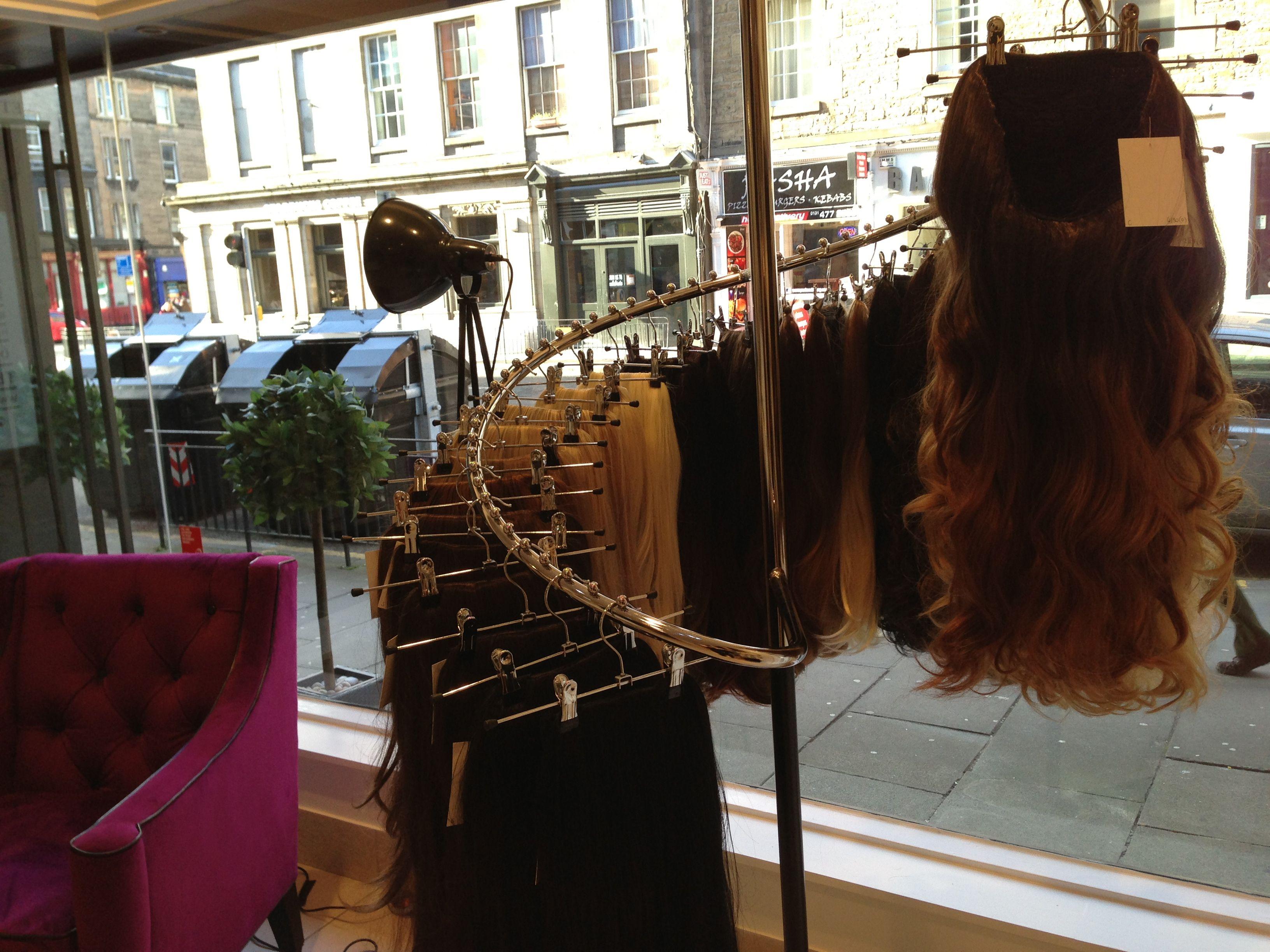 Crowncouture Hair Extension Boutique Hair Extensions Pinterest