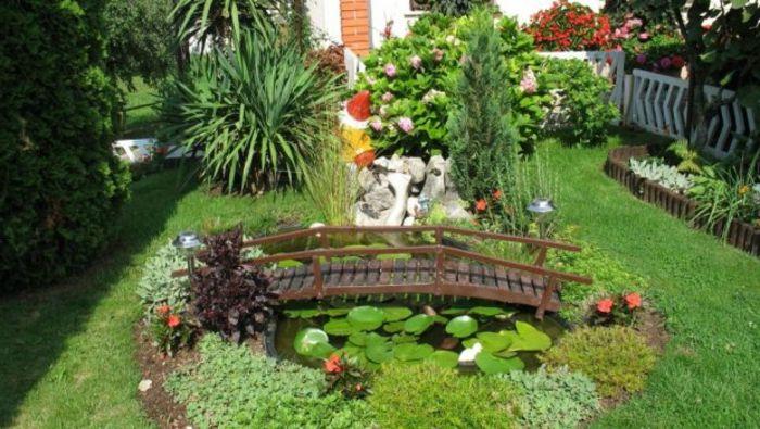 1001 ideas sobre dise o de jardines irresistibles y for Jardines pequenos originales