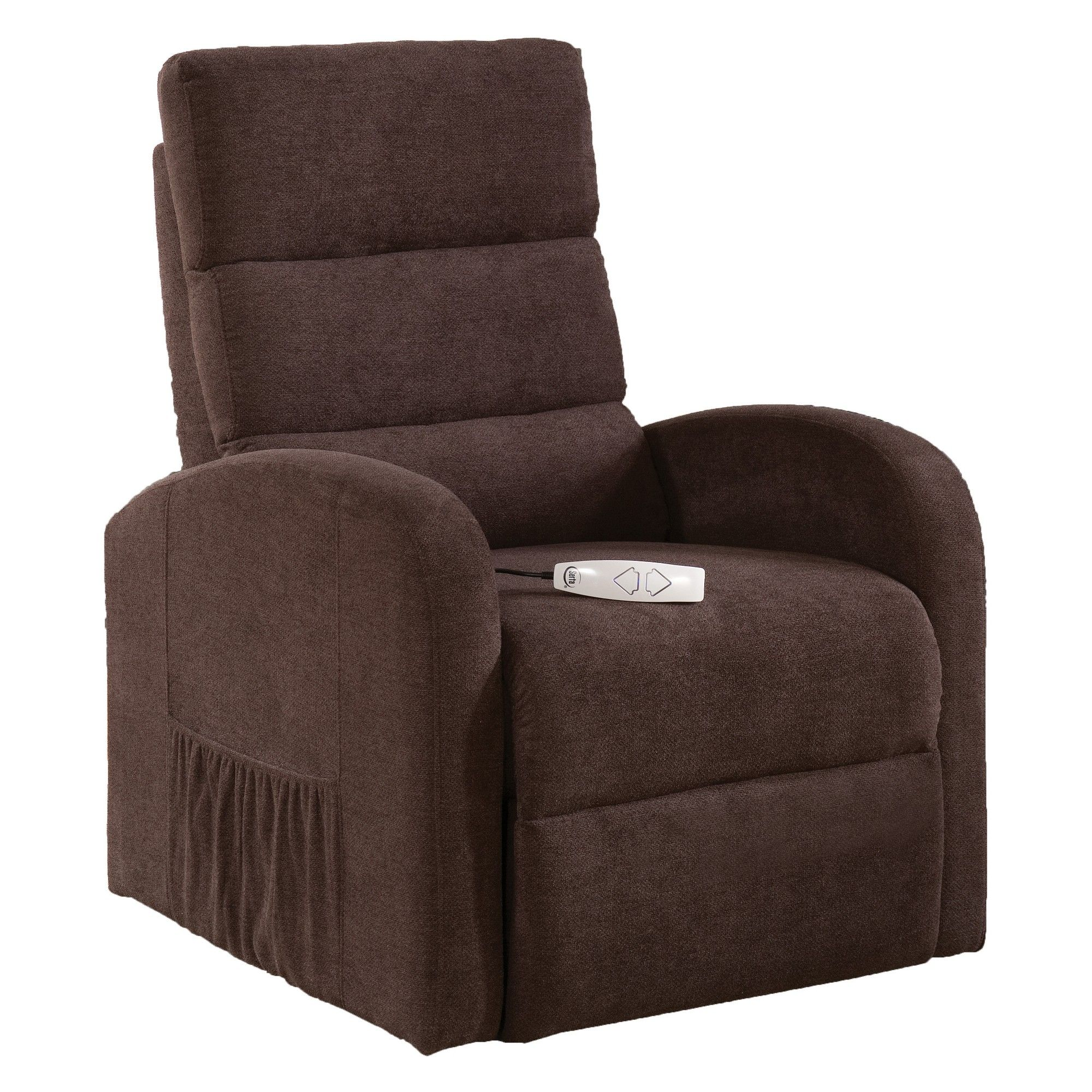 Serta Norton Comfort Lift Recliner Java, Brown