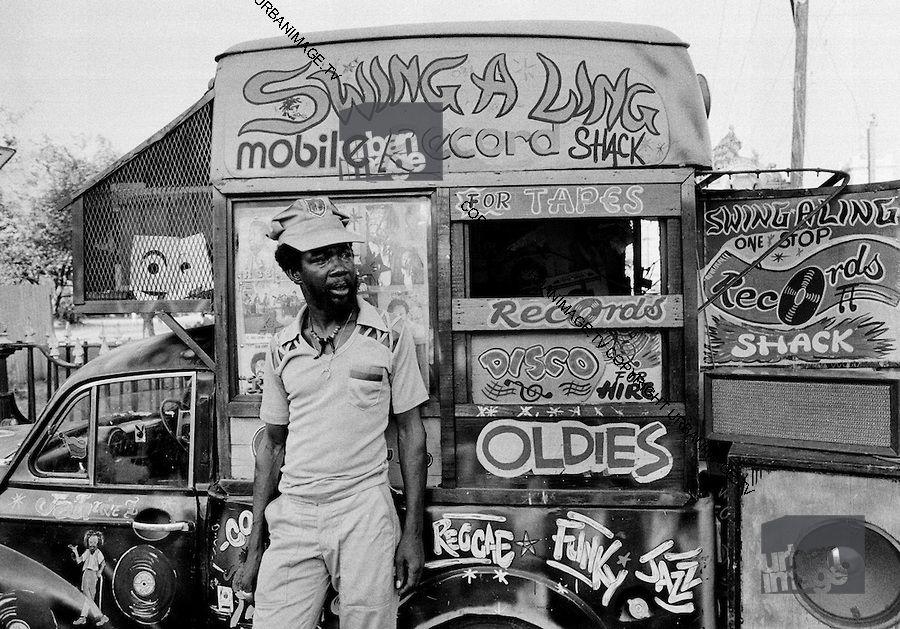 Afbeeldingsresultaat voor vinyl records vintage reggae soundsystem