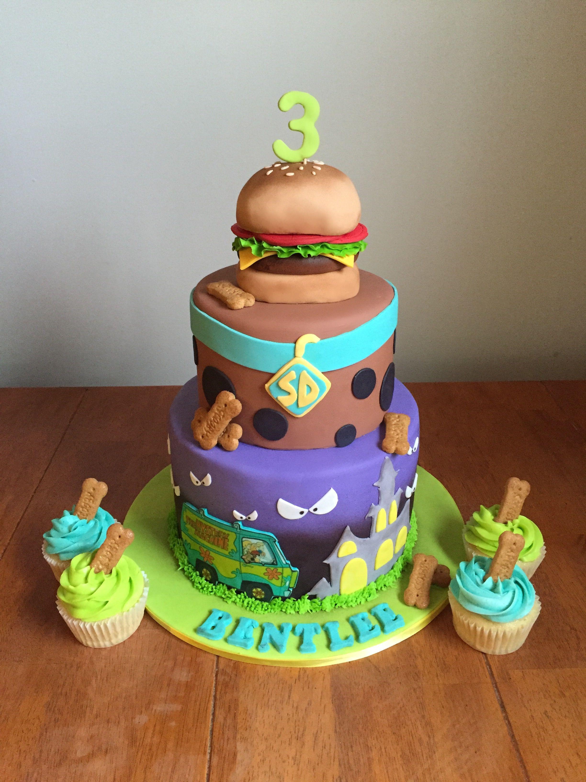 Sweet Cakes By Jessica Www Facebook Com Jessweetcakes Scooby Doo