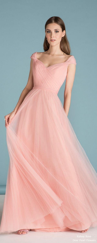 bridesmaid dress designers we love for style pinterest