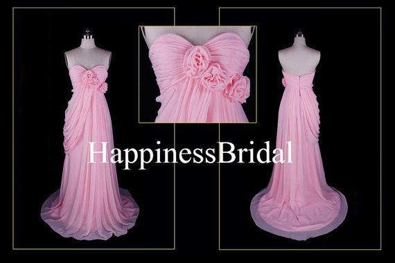 2013 New Arrival Aline Sweep Train Sweetheart by HappinessBridal, $129.00