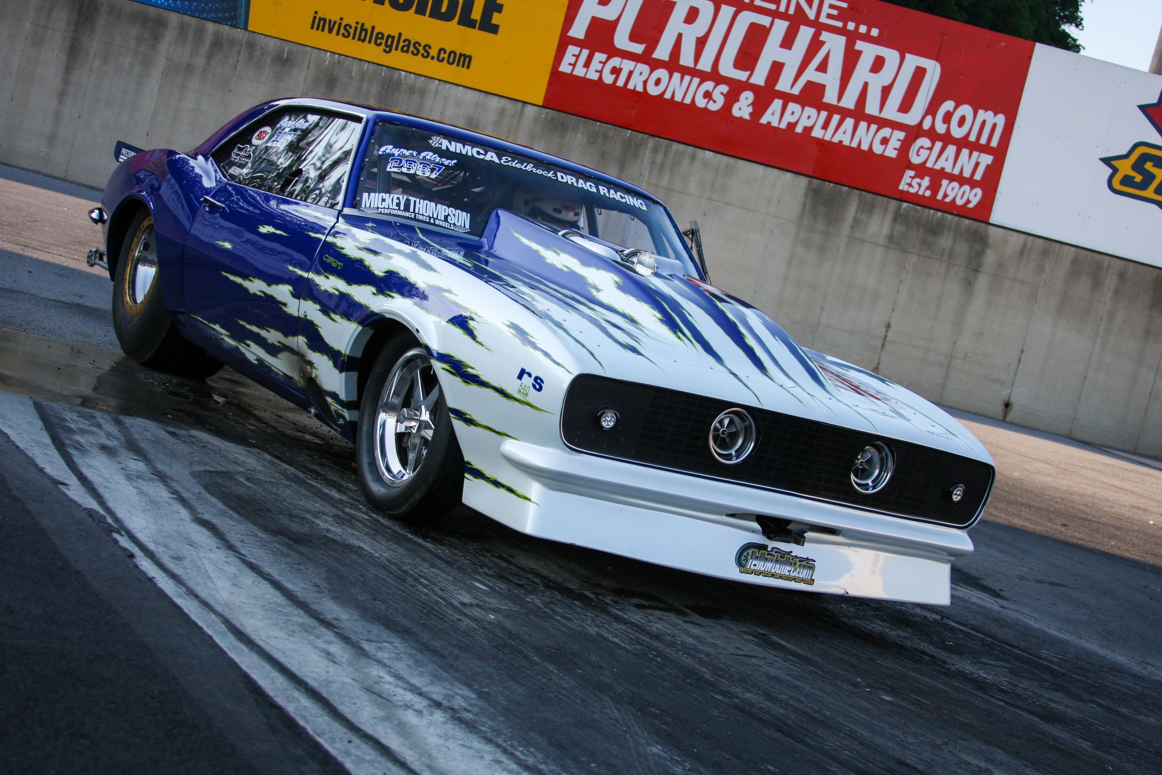 Bill Lutz Pulls 1967 Camaro Out of Retirement for Radial Action http ...