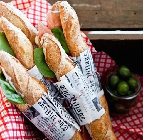 Tailgate Sandwiches | Indeed Decor