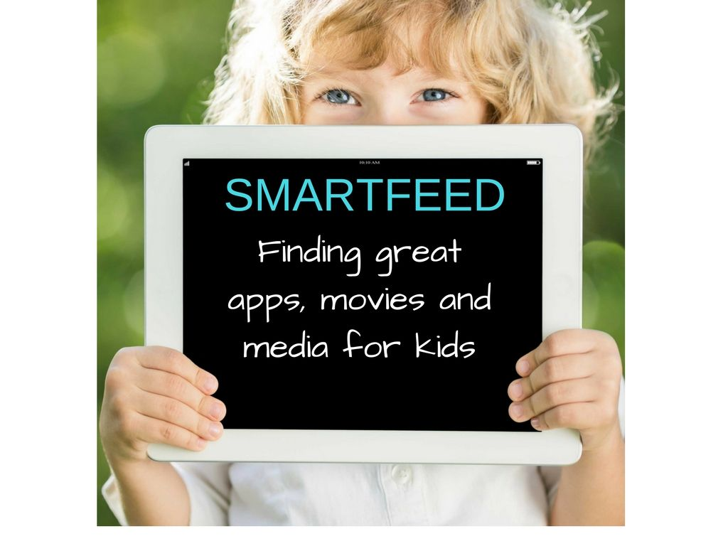 A Smartfeed to find great apps, movies & media for kids