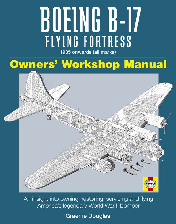boeing b 17 flying fortress manual by graeme douglas b 17 rh pinterest ca Future Boeing Aircraft Boeing Early Aircraft
