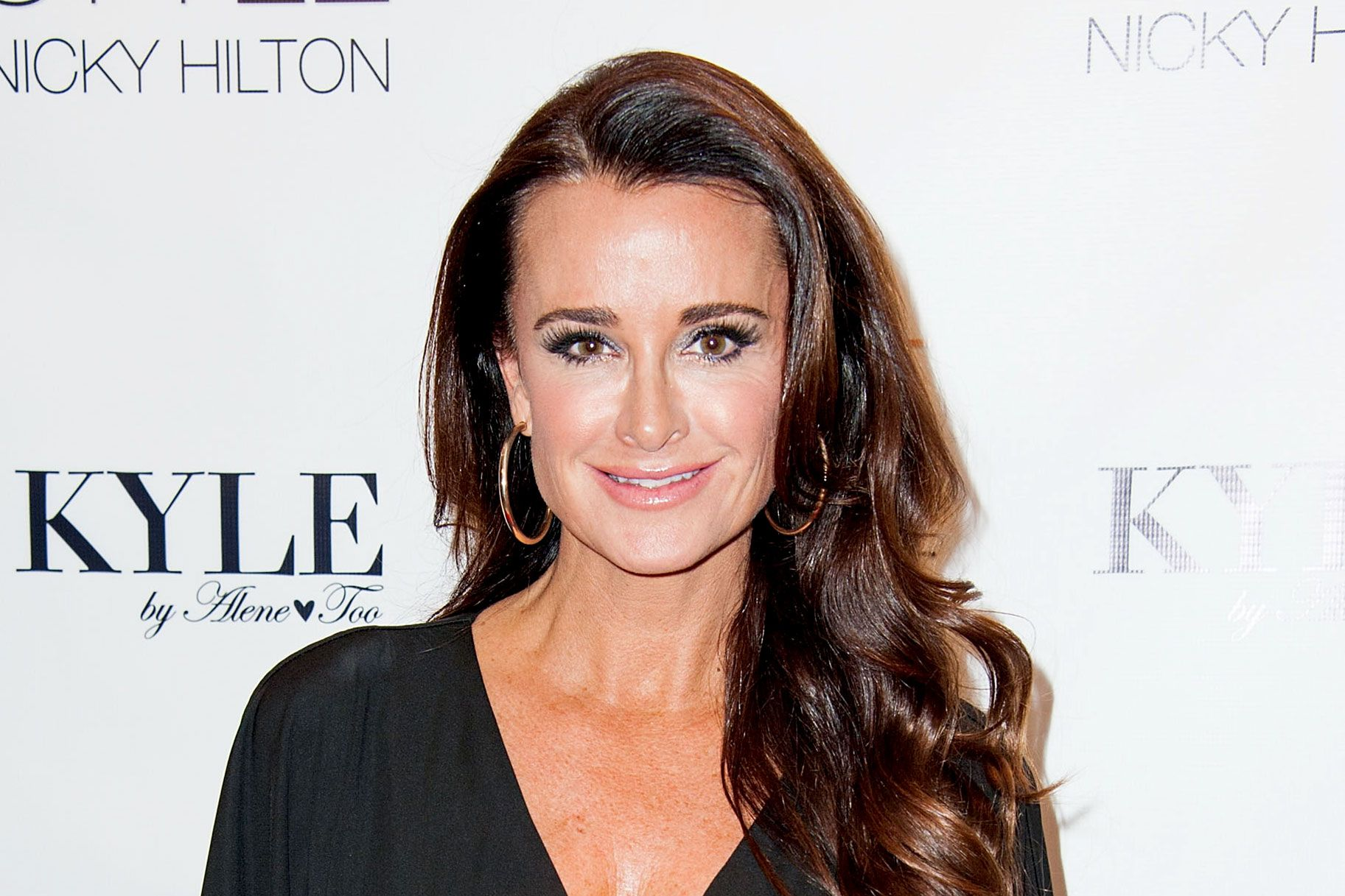 Leaked Kyle Richards nude photos 2019