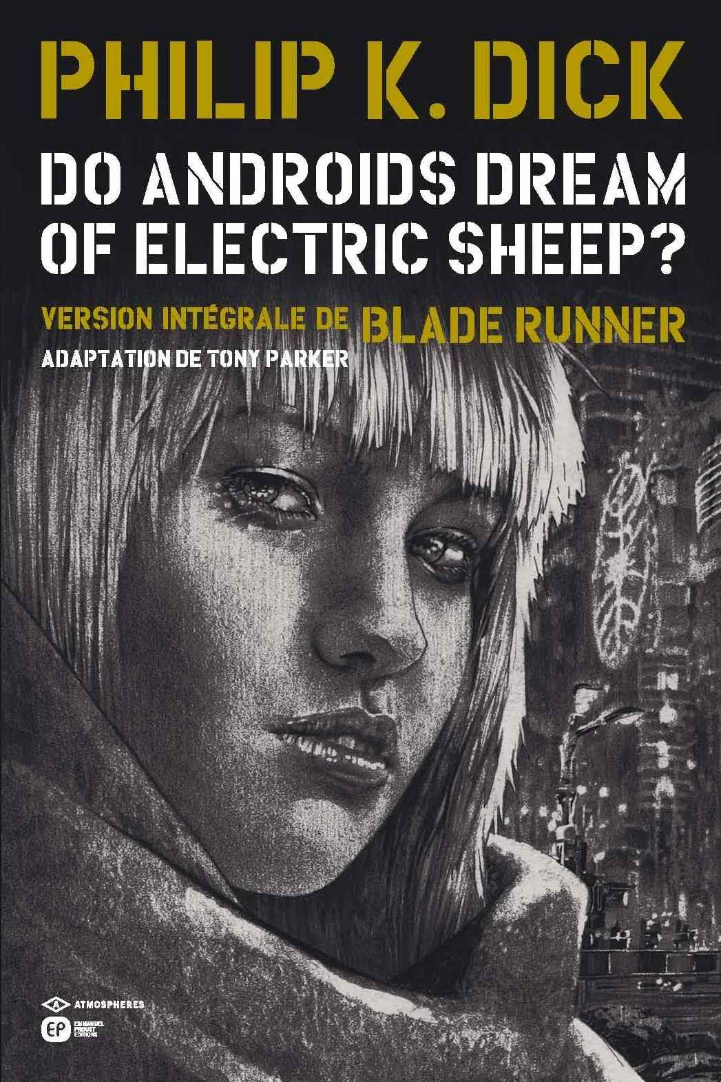 Do Androids Dream Of Electric Sheep? | Philip K. Dick okładki ...