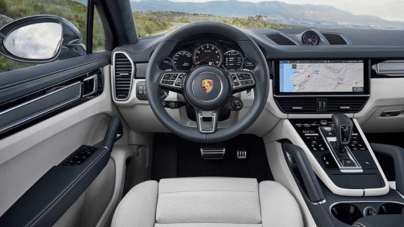 أول صور لسيارة بورش كايين تيربو S E هايبرد 2020 وتوقعات أسعارها ...