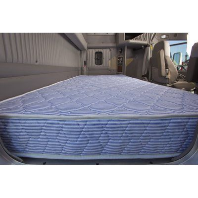 48 by 80 by 6.5 InnerSpace Luxury Products Truck Luxury Mattress