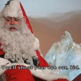 You Ll Shoot Your Eye Out Kid Achristmasstory Christmas Story Movie Classic Christmas Movies Christmas Movies