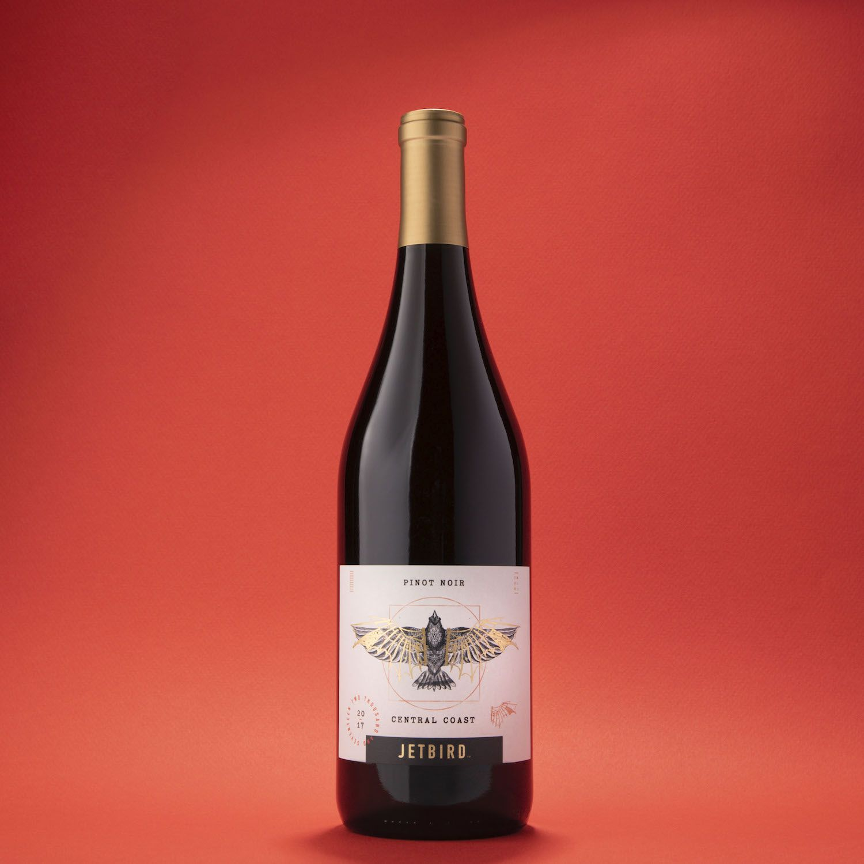 Jetbird Pinot Noir 2017 Bright Cellars Pinot Noir Wine Clubs