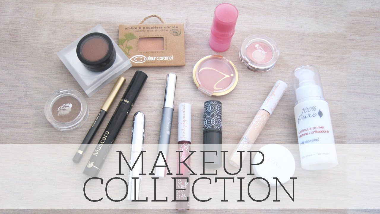 Minimal Makeup Collection natural, crueltyfree