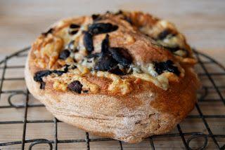 paddenstoelen brood