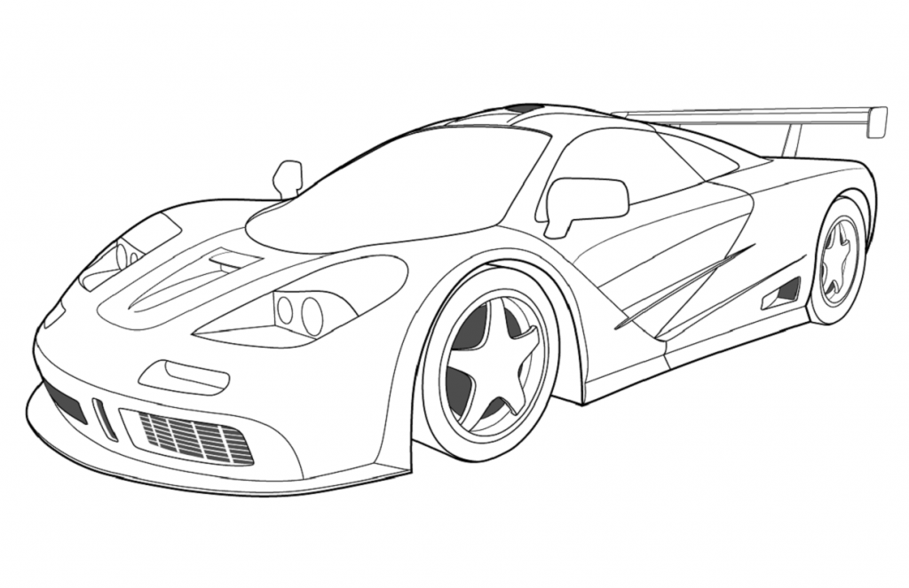 Bugatti Coloring Pages for Students 2019 (With images ...