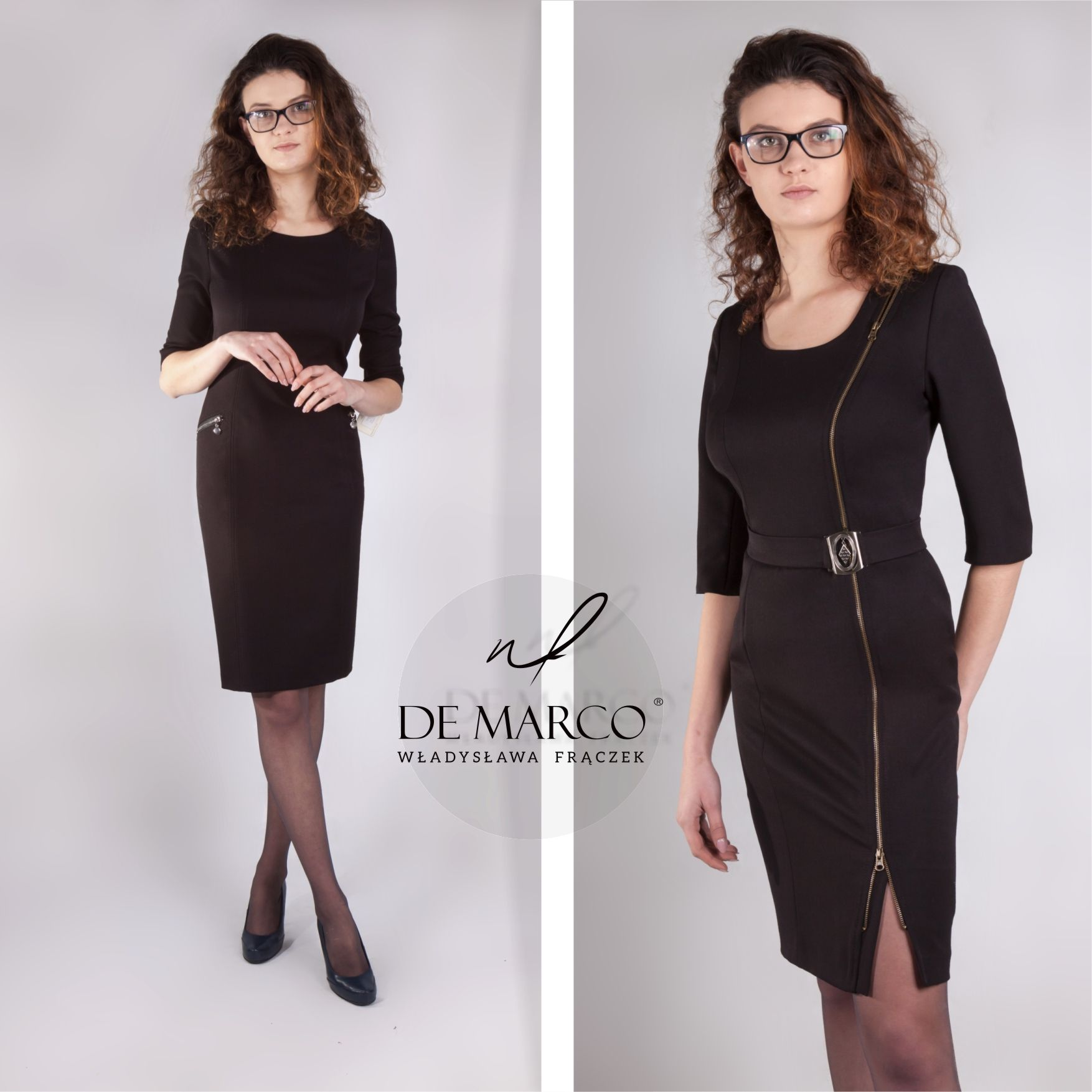 94214bad7aee89 Unikatowa damska odzież wizytowa i biznesowa. #demarco #frydrychowice  #sukienka #wesele #