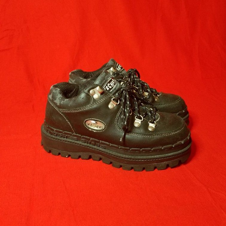 bcd6d89ba4834 90s vintage platform skechers | 90s in 2019 | 90s shoes, 90s ...