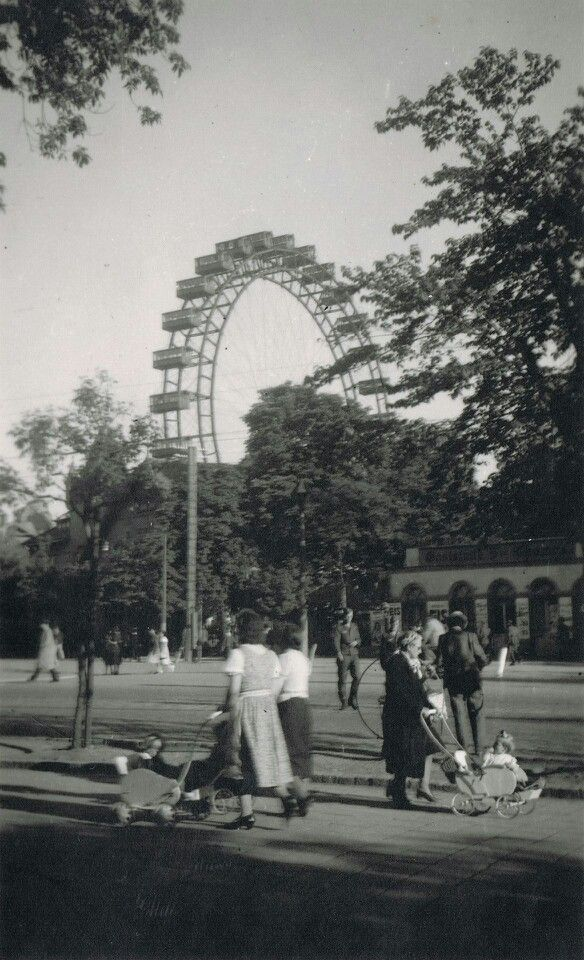 Vienna Prater 1930s