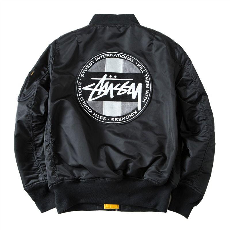Stussy Flight Jacket Mens