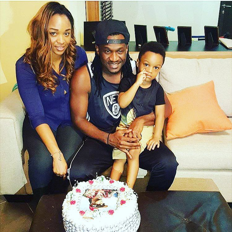 See Paul Okoye's Birthday Cake (psquare) Celebrities