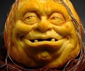 His Carvings Are So Detailed And Unique I Am In Awe Funky - Mind blowing pumpkin carvings by ray villafane 2