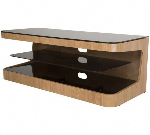 Buy Avf Up To 55 Inch Tv Stand Oak At Argoscouk Visit Argosco