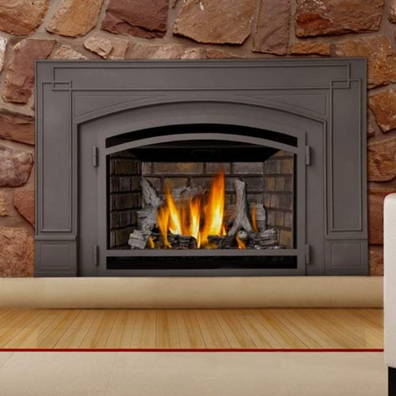 Save on the napoleon ir3 1sb from build low prices fast 24000 btu insert direct vent natural gas and propane fireplace with safety barrier and electronic ignition from the infrared 3 series publicscrutiny Images