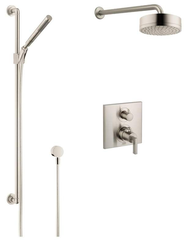 View the Hansgrohe AXSS-Citterio-T02 Axor Citterio Thermostatic ...