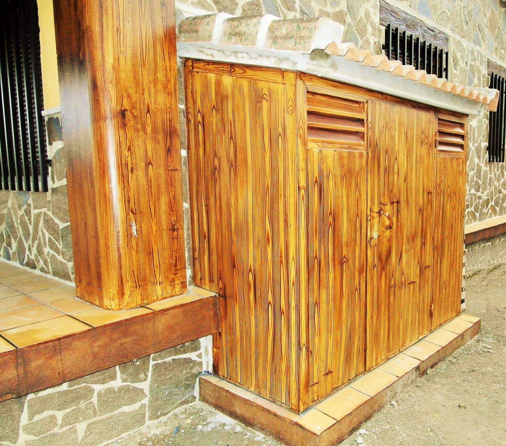 Caseta de instalaciones auxiliar en casas prefabricada - Casas de acero prefabricadas ...
