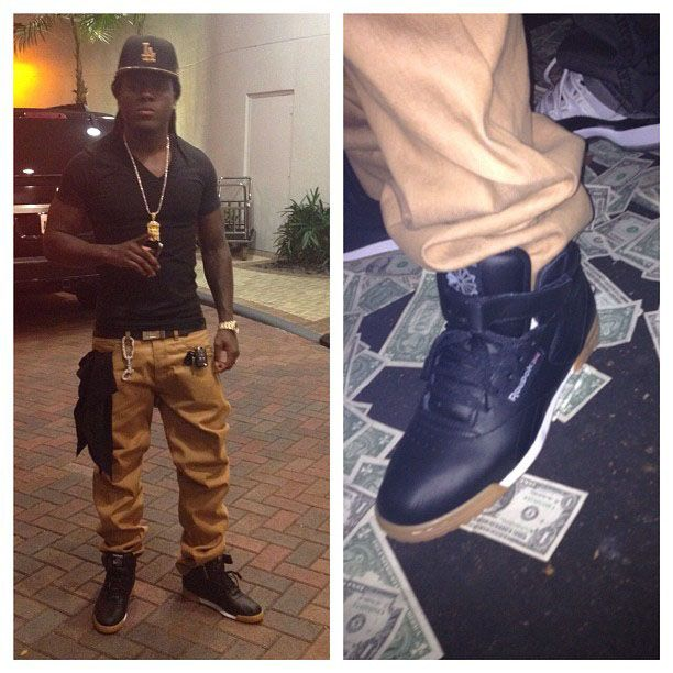 Sole Collector Celebrity Sneaker Watch