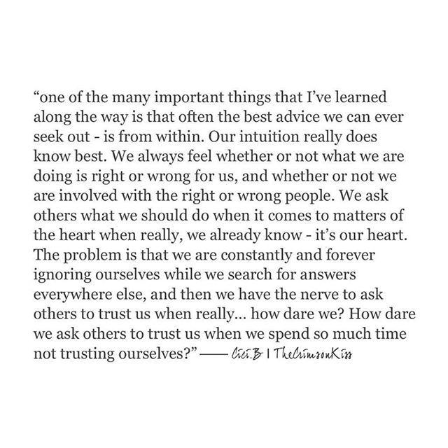 Trust Issues Cicib Thecrimsonkiss Instinct Quotes Trust Issues Quotes Quotes To Live By