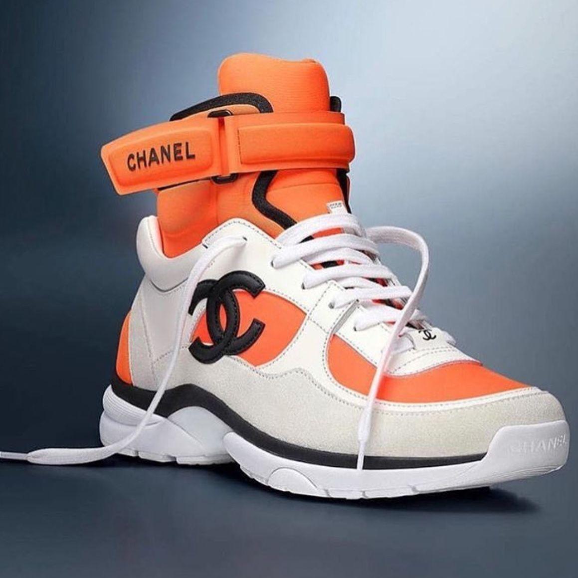 Chanel High Top Sneakers | Calzado