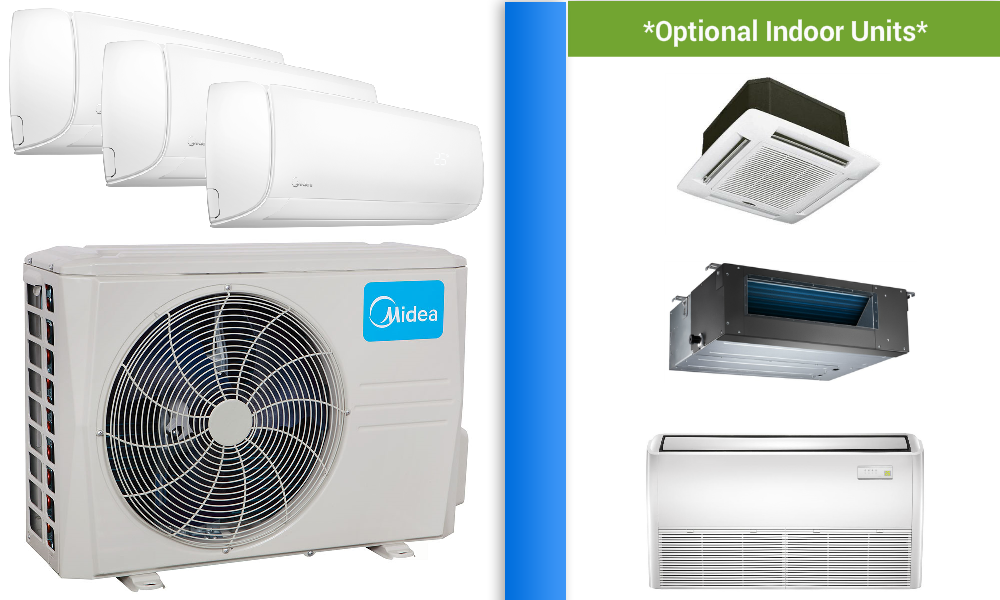 Mini Split AC System in Looking for