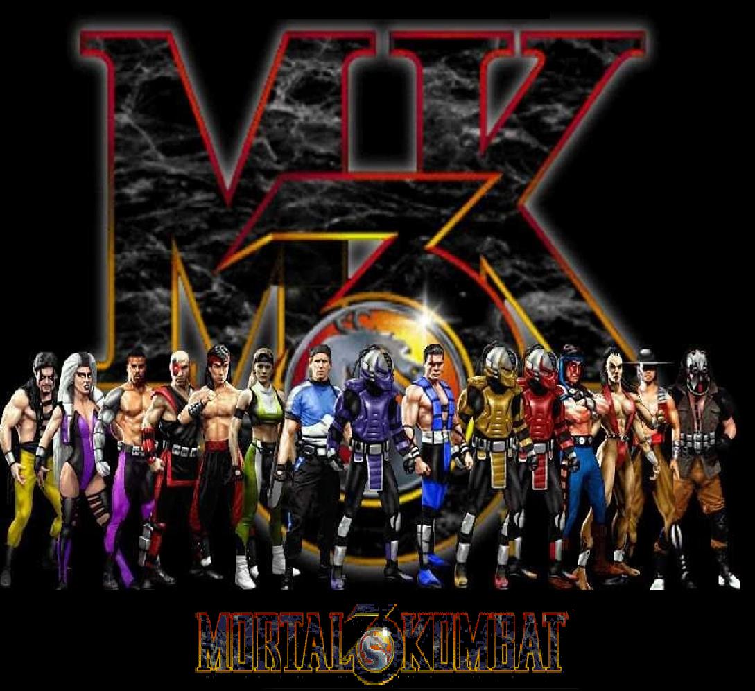 Mortal Kombat 3 Cast of characters | Mortal Kombat | Mortal