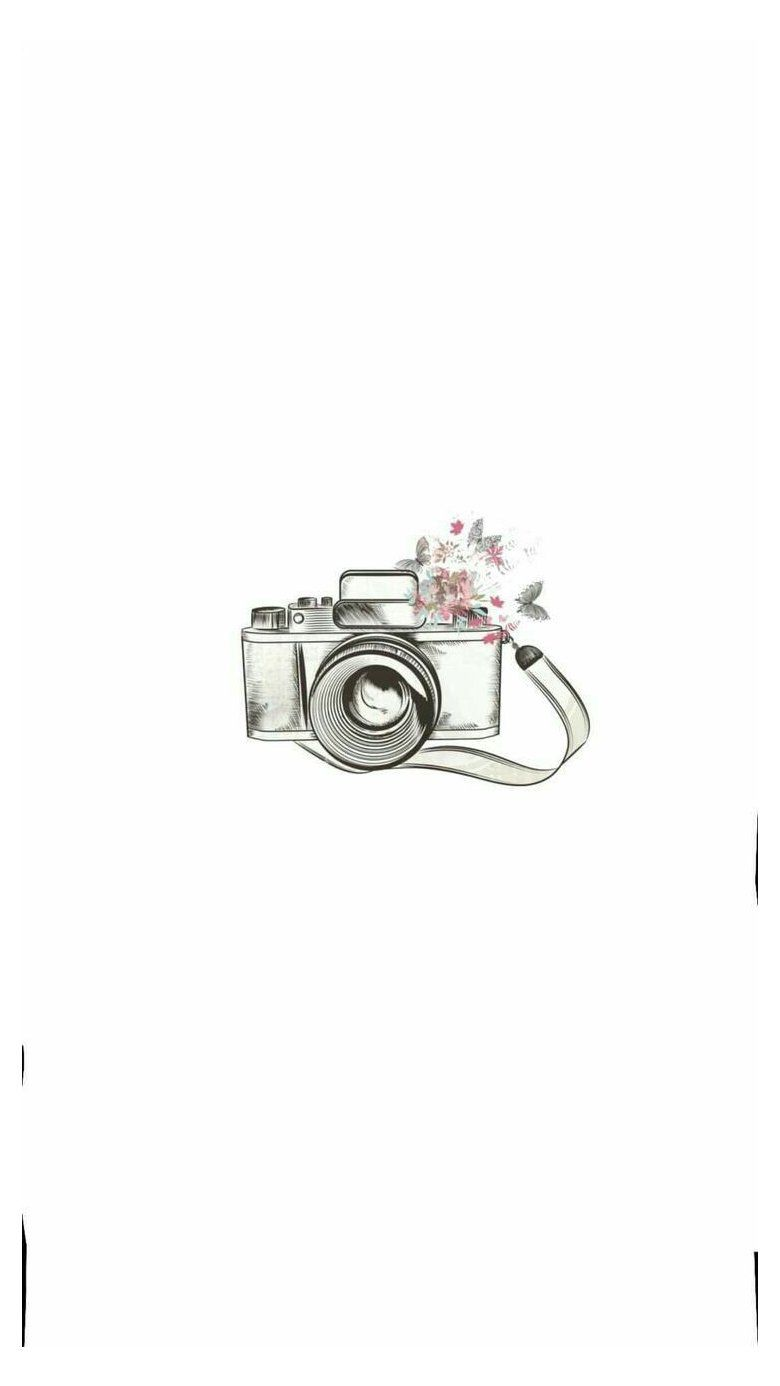 Pin By Corinne On Iconos White Camera Cameras And Accessories Camera Icon