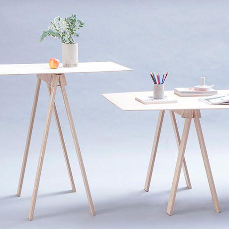 die besten 25 tischbock ideen auf pinterest ikea tischbock tischs ge zaun und festool tischs ge. Black Bedroom Furniture Sets. Home Design Ideas