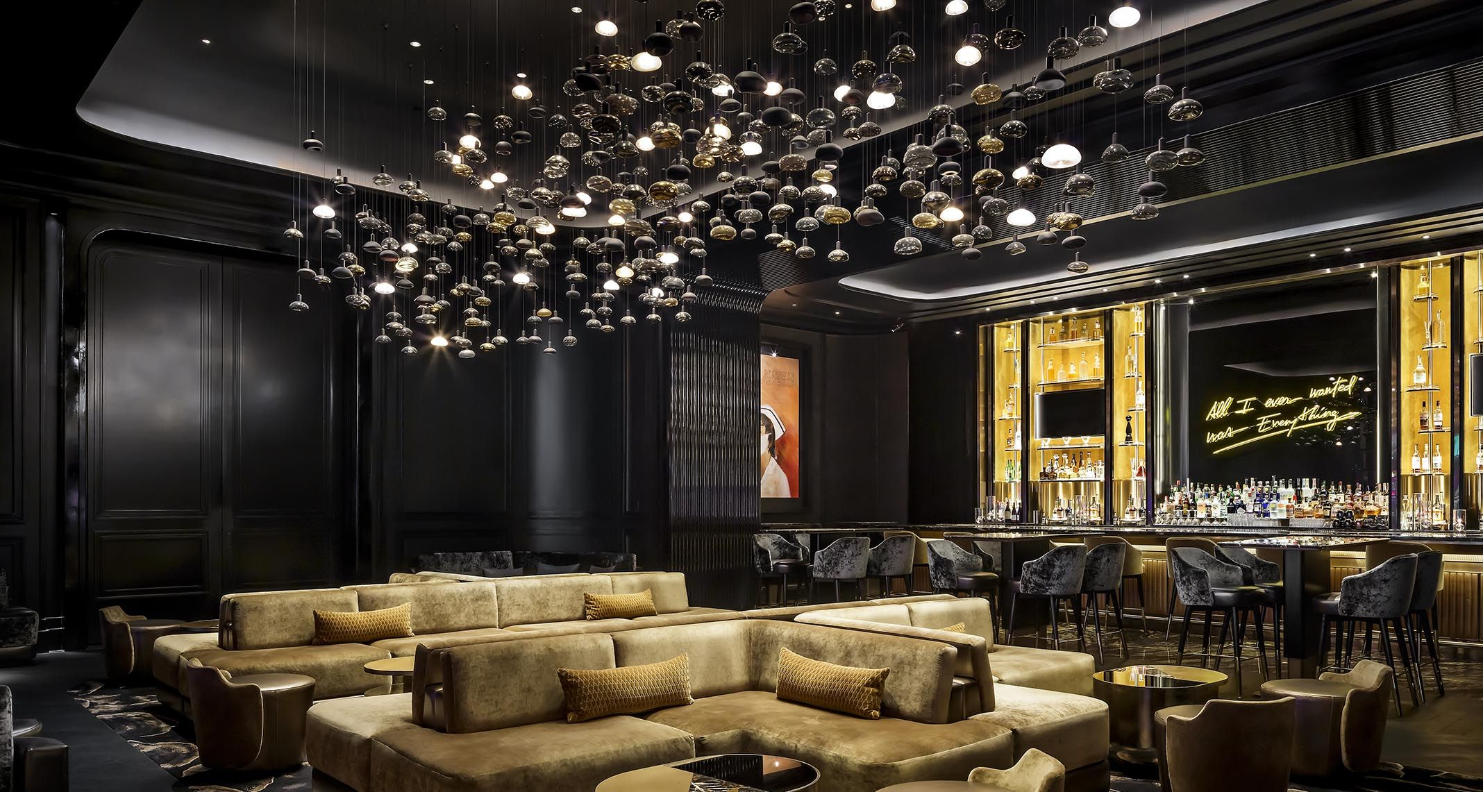 Camden Cocktail Lounge With Images Bar Lounge Decor Bar