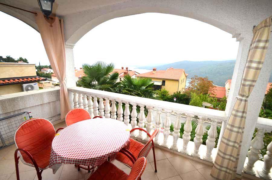 Ferienwohnung Elda 2 in Istrien Kroatien Rabac Istrien