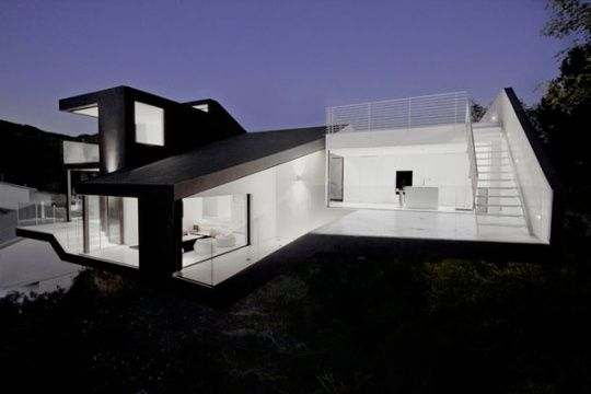 Nakahouse by XTEN Architecture | Structures | House design ...