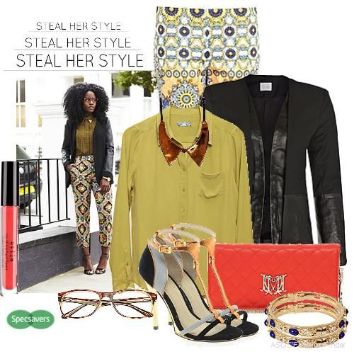 Steal her style!  | Women's Outfit | ASOS Fashion Finder