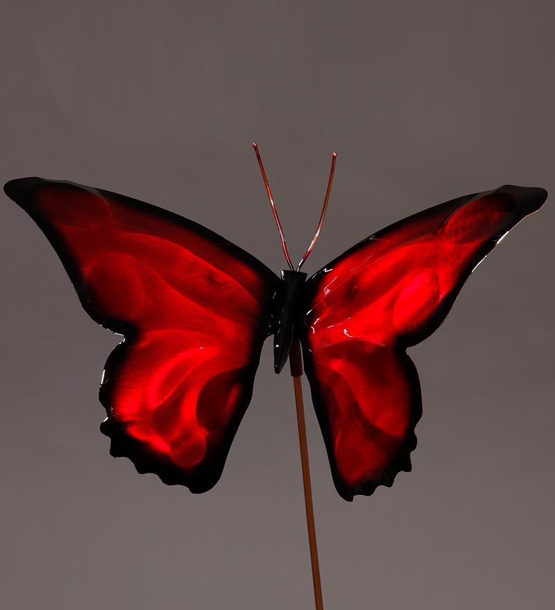 Colorful #Butterfly #Garden Stake