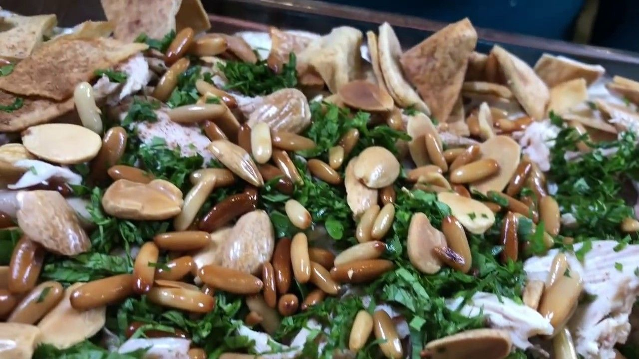 الذ وأطعم فتة دجاج Youtube Middle Eastern Recipes Bean Recipes Food
