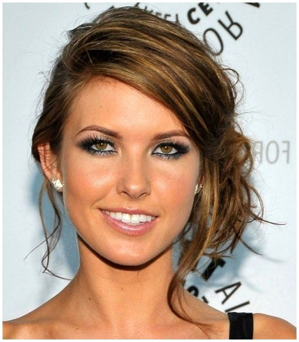 Black Wedding Hairstyles To The Side - Side Wedding Hairstyles ...
