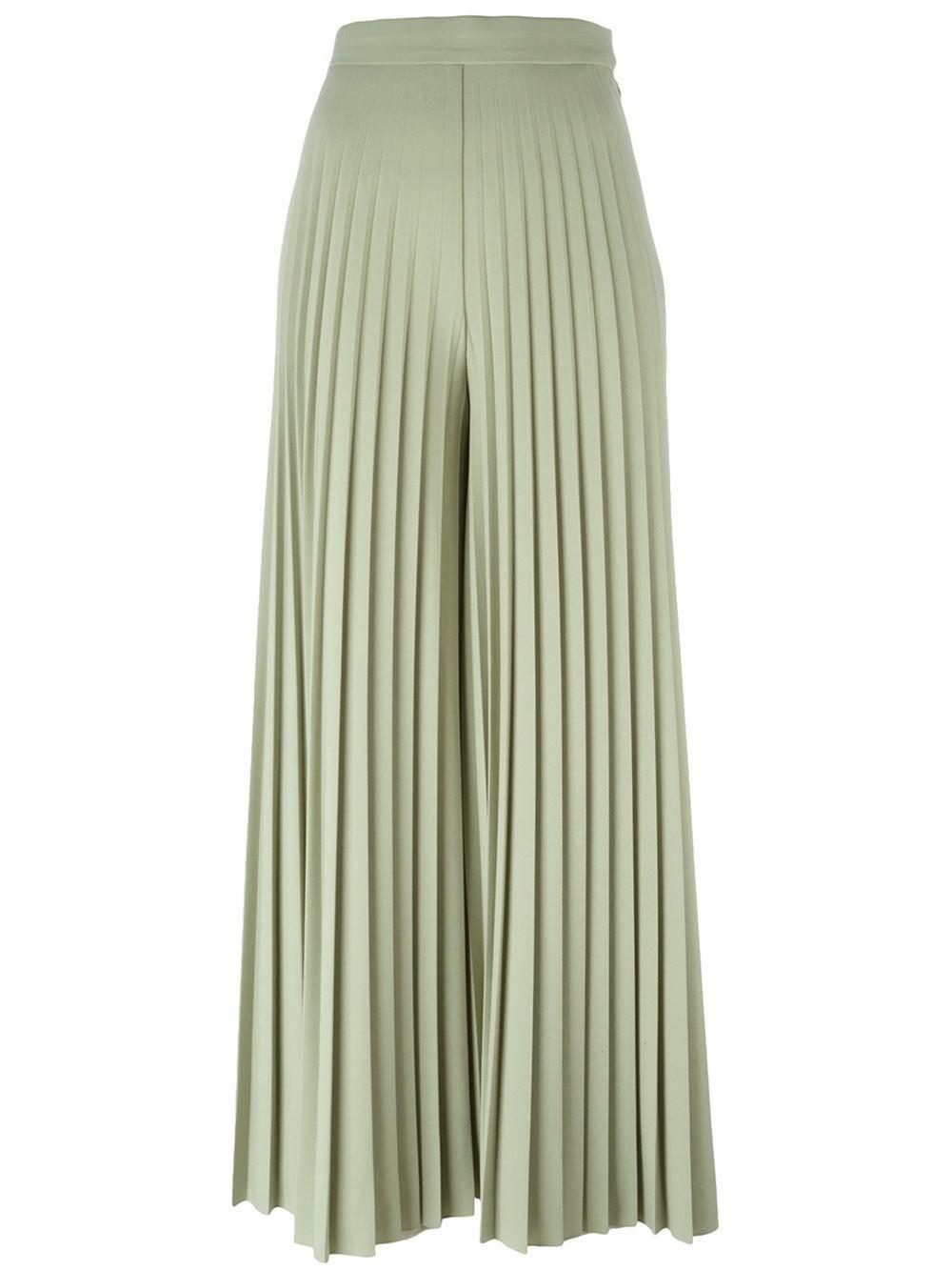 00c6b7fc64 Givenchy pleated palazzo pants | pants in 2019 | Palazzo pants ...